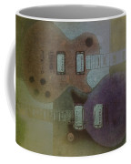Faded Glory - Les Paul Coffee Mug