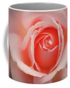 Faded - Perfect Pink Rose Coffee Mug