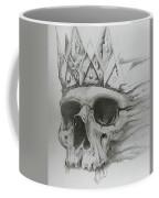 Fading King Coffee Mug