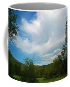 Faint Rainbow  Coffee Mug