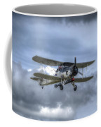Fairey Swordfish II Ls326 Coffee Mug