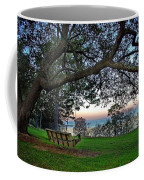 Fairhope Swing On The Bay Coffee Mug