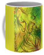 Fairies In The Garden Coffee Mug