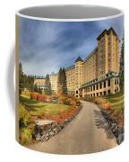 Fairmont Chateau Lake Louise Coffee Mug