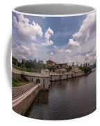 Fairmount Water Works And Philadelphia Museum Of Art Coffee Mug