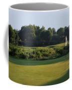 Fairway Hills - 3rd - A Bridge And Marsh To This Par 3 Coffee Mug