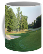 Fairway Hills - 4th - A Straight-in Par 4 Coffee Mug