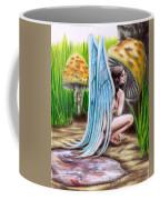 Fairy Amongst Poison Coffee Mug