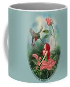 Fairy Dust Coffee Mug by Becky Herrera