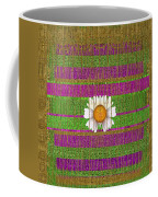 Fairy Forest In Gold Coffee Mug