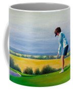 Fairy Golf Mother Coffee Mug