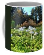 Fairytail Mushrooms Coffee Mug