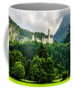 Fairytale Castle Neuschwanstein  Coffee Mug