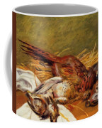 Faisans Canapetiere Et Grives 1902 Coffee Mug
