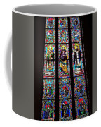 Faith In Stained Glass  Coffee Mug