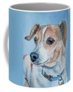 Beloved Dog Commission By Irina Sztukowski  Coffee Mug