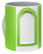 Fake Window  Coffee Mug