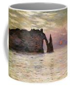 Falaise Detretat Coffee Mug