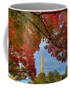 Fall 2015 Washington Dc Coffee Mug