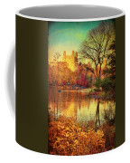 Fall Afternoon In Central Park Coffee Mug