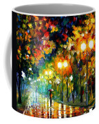 Fall Alley Coffee Mug