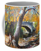 Fall At Three Sisters Islands Coffee Mug