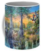 Fall Bounty- Big Cypress Swamp  Coffee Mug