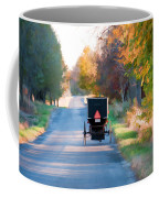 Fall Buggy Coffee Mug