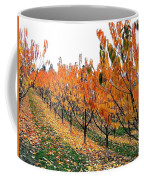 Fall Cherry Orchard Coffee Mug