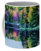 Fall Color Explosion Coffee Mug