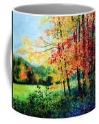 Fall Color Coffee Mug by Hanne Lore Koehler
