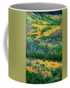 Fall Color In The Eastern Sierras California Coffee Mug