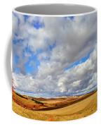 Fall Color On The Palouse Coffee Mug