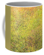 Fall Colors - Abstract Coffee Mug