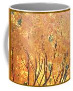 Fall Colors At Cape May Coffee Mug