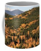 Fall Colors At Rocky Mountain National Park Coffee Mug