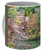 Fall Colors In Depth Coffee Mug