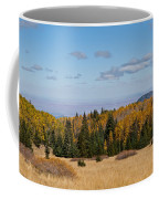 Fall Colors In The Inner Basin Coffee Mug