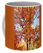 Fall Colors Looking Awesome Coffee Mug