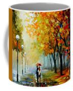 Fall Drizzle Coffee Mug