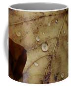 Fall Droplets Coffee Mug