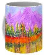 Fall Falling Coffee Mug