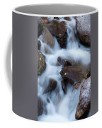Fall Falls In Vail Coffee Mug