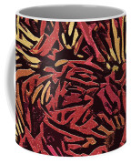 Fall Fantasy Flowers Coffee Mug