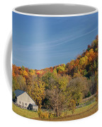 Fall Farmyard Coffee Mug