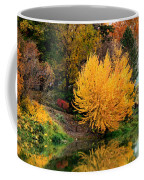 Fall Fireworks Coffee Mug