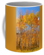 Fall Foliage Color Vertical Image Orton Coffee Mug