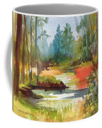 Fall Foliage In Vermont Coffee Mug