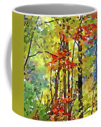 Fall Forest 2 Coffee Mug