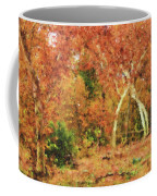 Fall Impression Coffee Mug